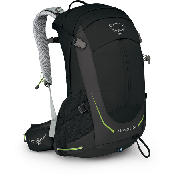 Osprey Stratos 24 Backpack Herr black