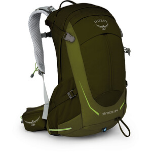 Osprey Stratos 24 Backpack Herr gator green gator green