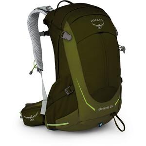 Osprey Stratos 24 Backpack Herr grön grön