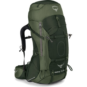 Osprey Aether AG 70 Backpack Herr adriondack green adriondack green