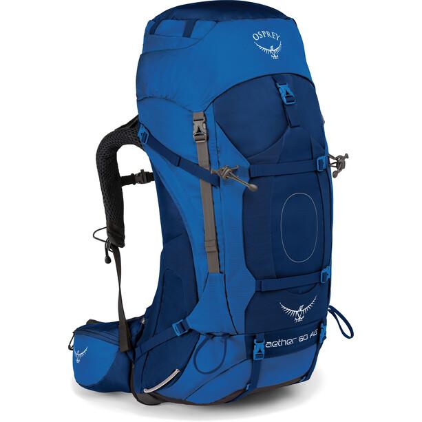 Osprey Aether AG 60 Backpack Herr neptune blue