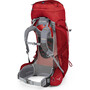 Osprey Ariel AG 65 Backpack Dam picante red