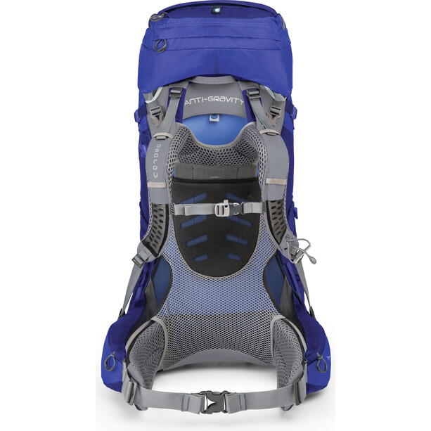 Osprey Ariel AG 65 Backpack Dam tidal blue