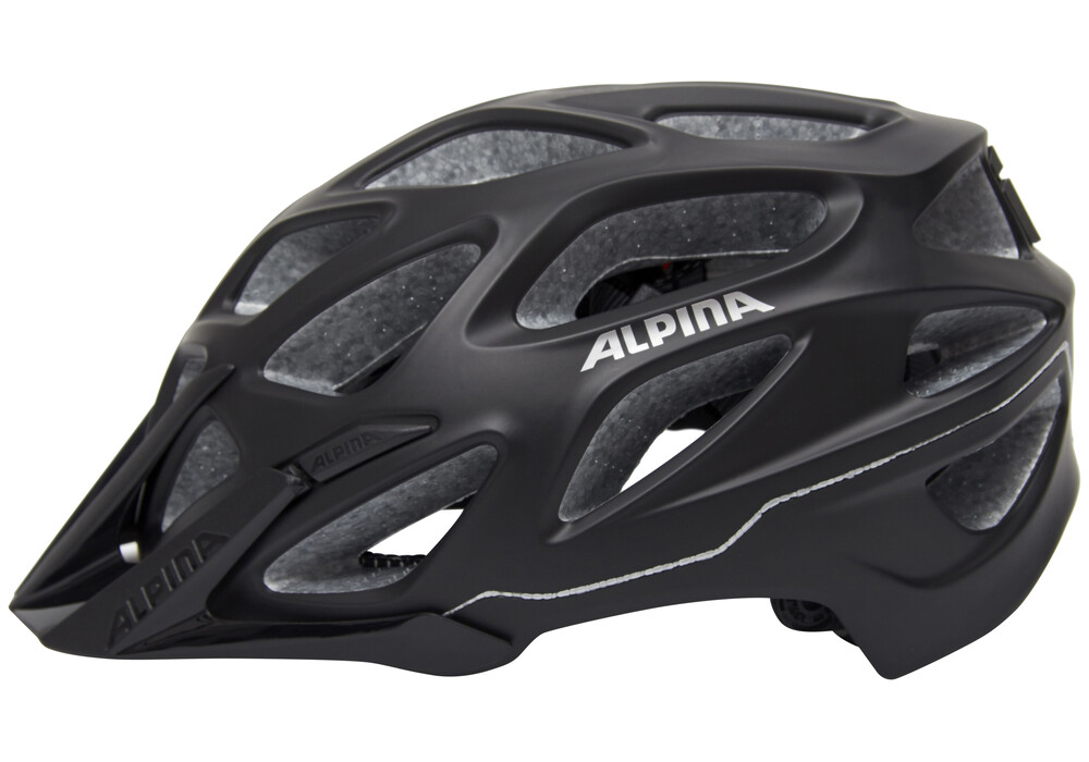 alpina mythos 3 0 l e helmet black matt online bestellen bei. Black Bedroom Furniture Sets. Home Design Ideas
