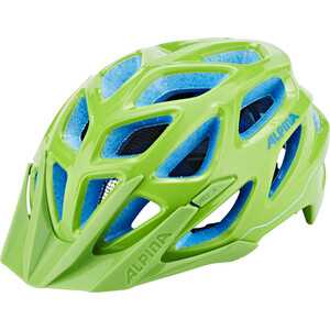 Alpina Mythos 3.0 Helm neon green-blue neon green-blue