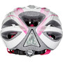 Alpina FB 2.0 Flash Helm Jugend white-pink-silver