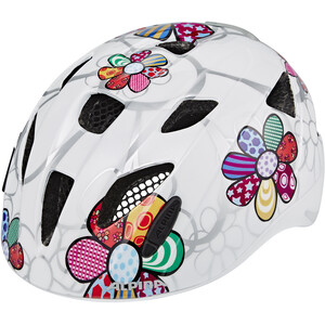 Alpina Ximo Flash Helm Kinder weiß/bunt weiß/bunt