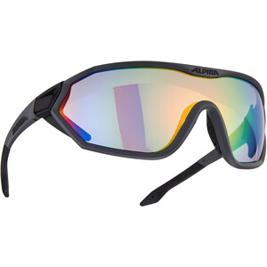 Alpina S-Way VLM+ Sunglasses coal matt-black coal matt-black
