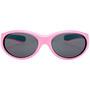 Alpina Flexxy Brille Mädchen pink