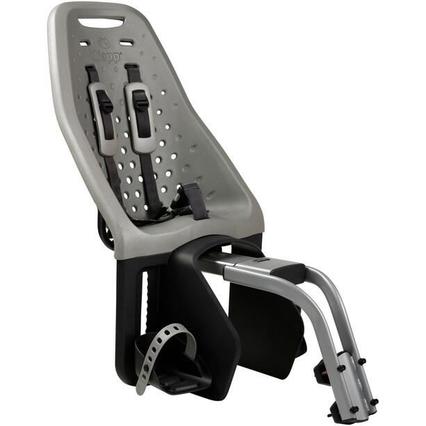 Thule Yepp Maxi Kindersitz Sattelstützenanordnung silver