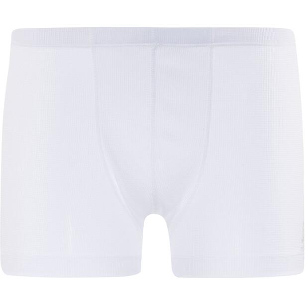 Odlo Cubic Boxer Herren white-snow white