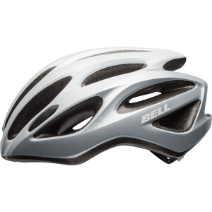 Bell Draft Helm white/silver white/silver