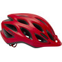 Bell Tracker Helm machine red