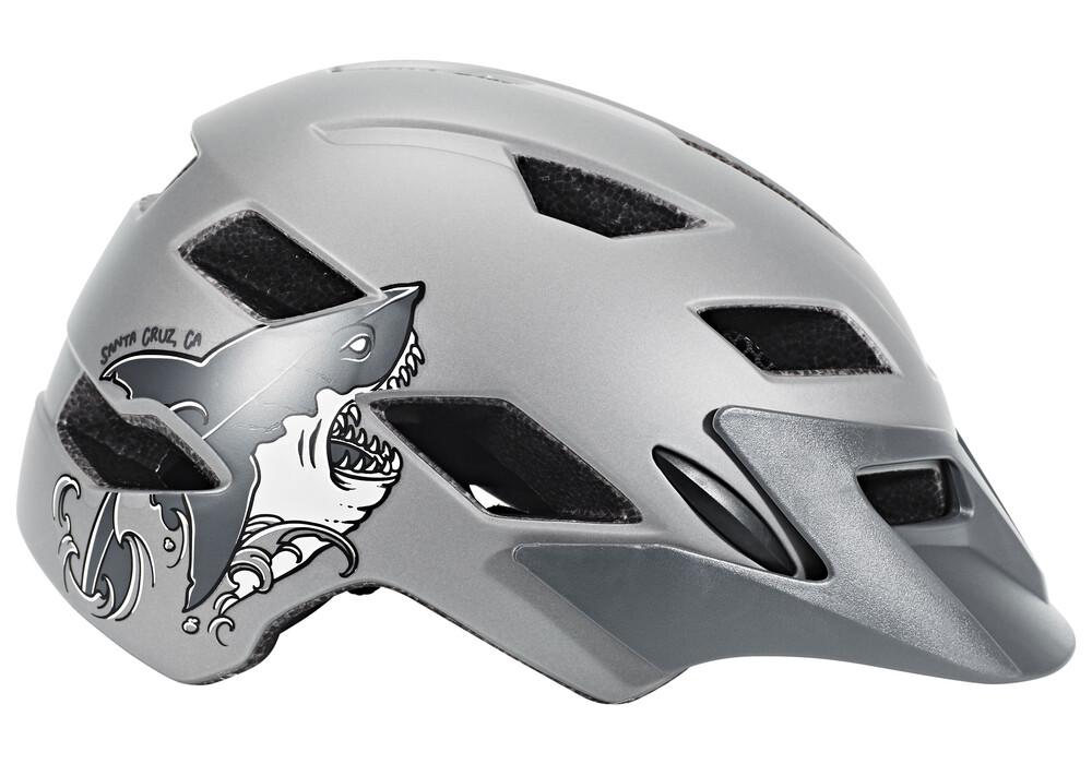bell sidetrack helmet child mat titanium shark online. Black Bedroom Furniture Sets. Home Design Ideas