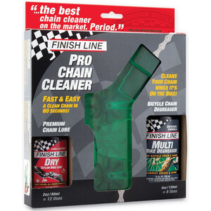 Finish Line Chain Cleaning Set
