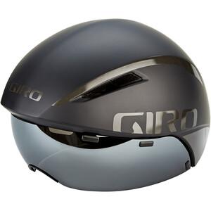 Giro Aerohead MIPS Helm black/titanium black/titanium