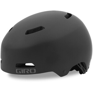 Giro Quarter FS Helm mat black mat black
