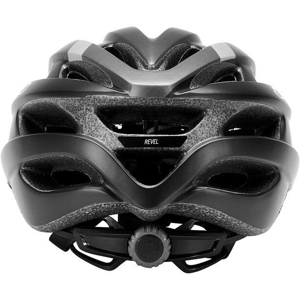 Giro Revel Helm mat black/charcoal