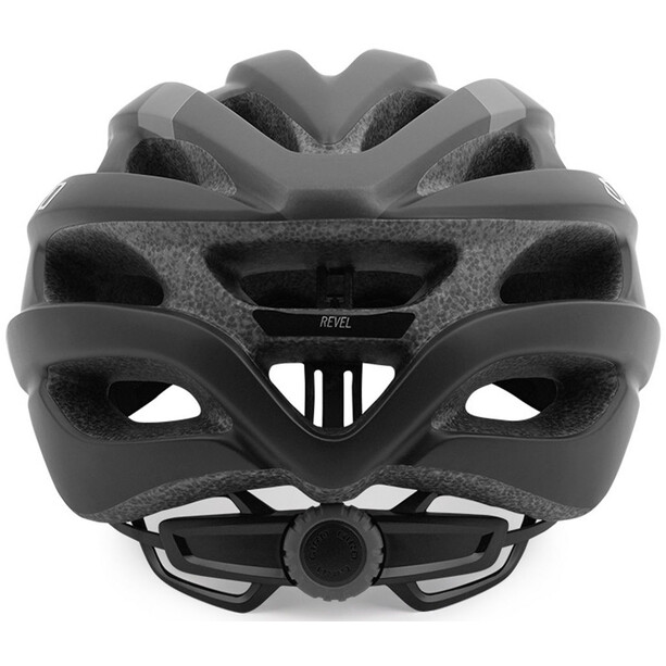 Giro Revel Helm mat black/charcoal