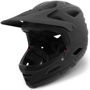 Giro Switchblade MIPS ヘルメットマット/グロス ブラック