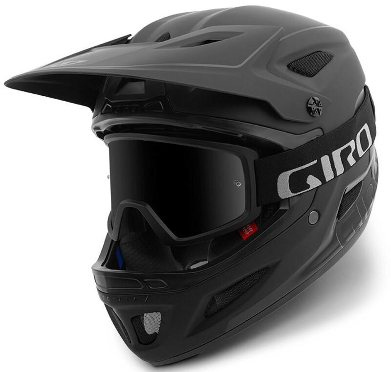 Giro Disciple Mips Sykkelhjelmer Svart 51-53 cm 2019 MTB-hjelmer