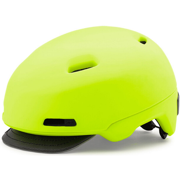 Giro Sutton Helm highlight yellow