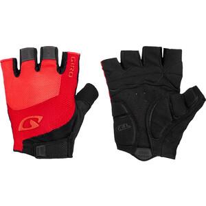 Giro Strade Dure Supergel Käsineet, musta/punainen musta/punainen