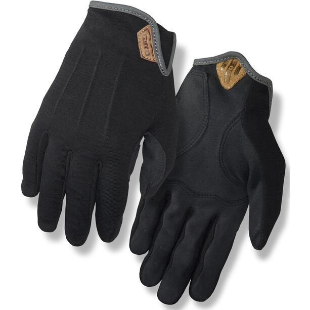 Giro D'Wool Handschuhe Herren black