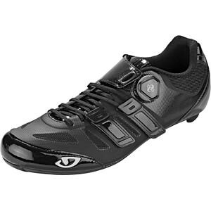Giro Sentrie Techlace kengät Miehet, musta musta