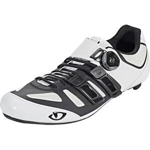 Giro Sentrie Techlace kengät Miehet, valkoinen/musta valkoinen/musta