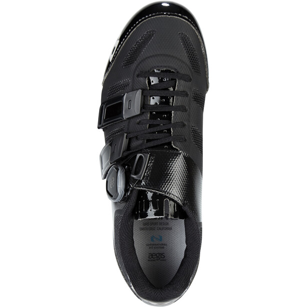 Giro Raes Techlace Sko Dame black
