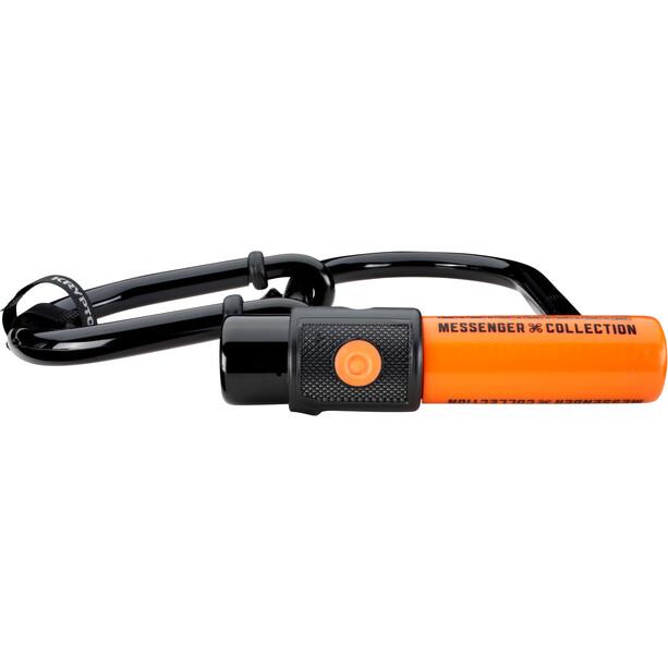Kryptonite Messenger Mini+ Bike Lock Inkl. förlängning
