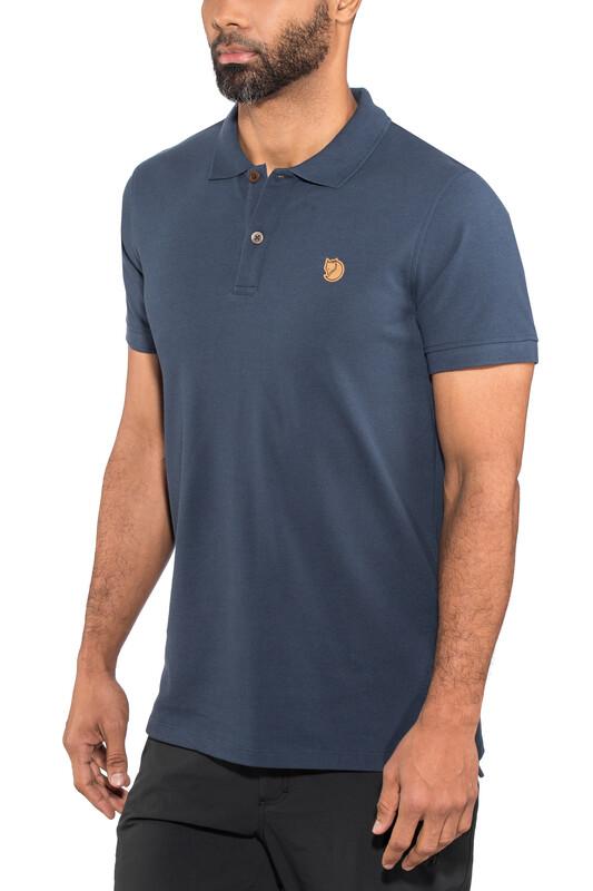 Fjällräven Övik Polo Shirt Herren navy Poloshirts M 81511-560-M