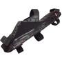 Revelate Designs Full Suspension Rahmentasche Large schwarz