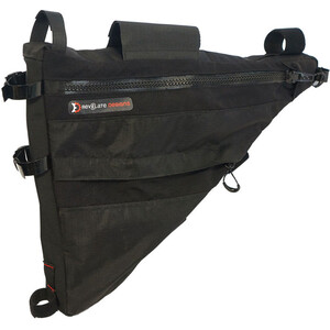 Revelate Designs Ripio Rahmentasche L schwarz schwarz