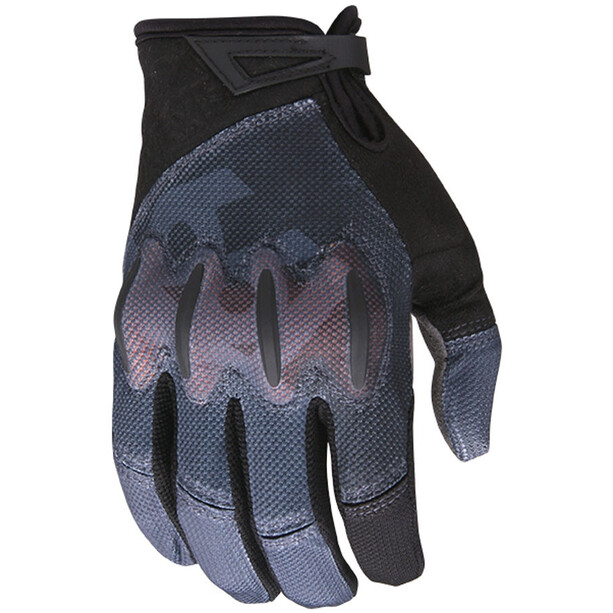 SixSixOne EVO II Handschuhe Herren black/gray