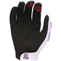 SixSixOne Raji Handschuhe Herren black/white