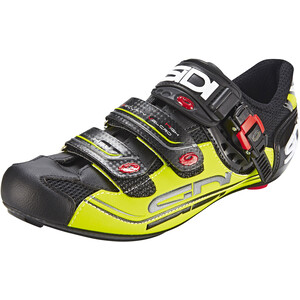 Sidi Genius 7 Schuhe Herren black/yellow black/yellow