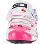 Sidi Genius 7 Shoes Dam white/pink fluo