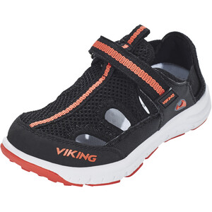 Viking Footwear Nesoeya Schuhe Kinder black/orange black/orange