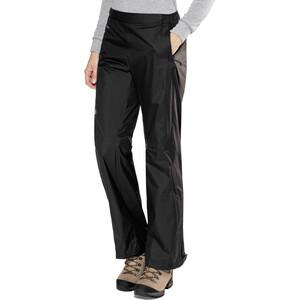 The North Face Venture 2 Half-Zip Hose Damen tnf black tnf black