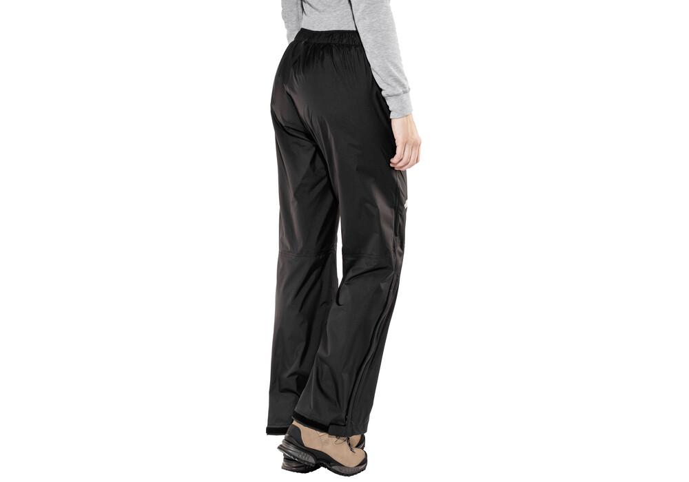 the north face venture 2 pantalon femme noir sur. Black Bedroom Furniture Sets. Home Design Ideas