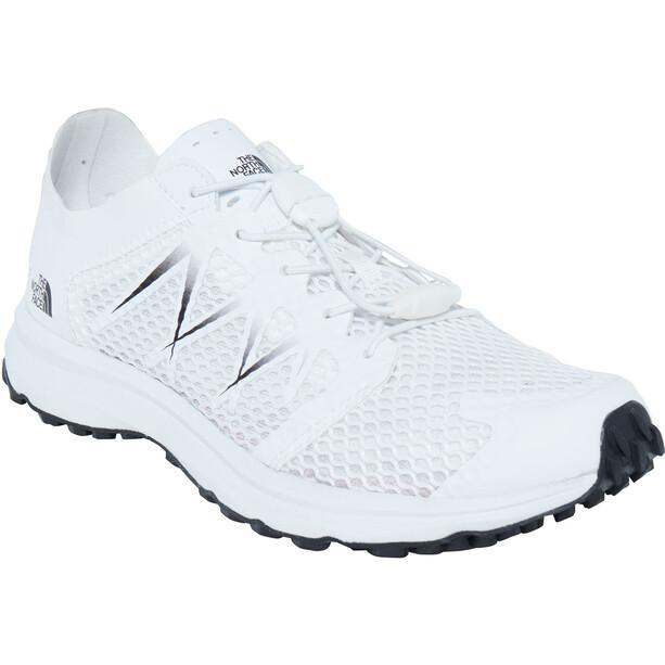 The North Face Litewave Flow Lace Schuhe Damen tnf white/tnf white