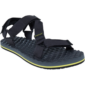 The North Face Base Camp Switchback Sandalen Herren tnf black/sulphur spring green tnf black/sulphur spring green