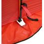 Helsport Patagonia 3 Tent röd/gul