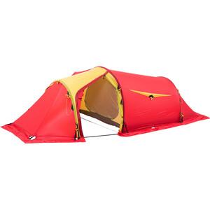 Helsport Lofoten X-Trem 3 Camp Tent red/yellow red/yellow
