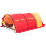 Helsport Spitsbergen X-Trem 3 Camp Tent red/yellow