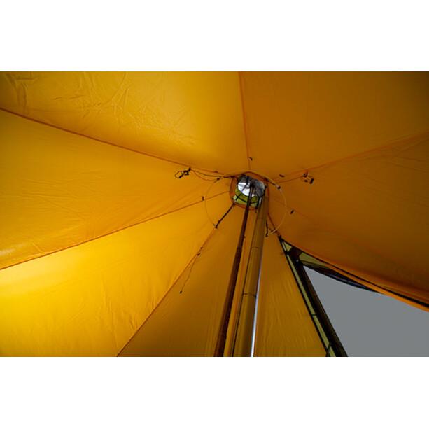 Helsport Varanger 4-6 Camp Outertent + Pole green