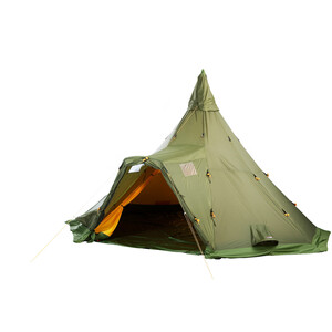 Helsport Varanger 8-10 Camp Outertent + Pole green green