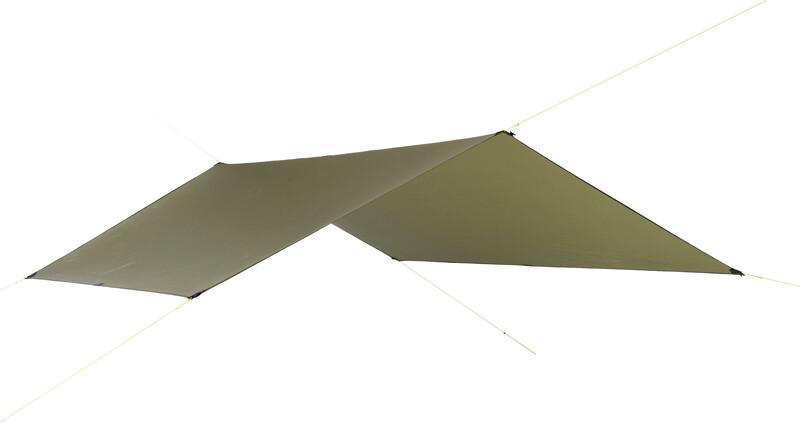 Helsport Bitihorn Pro Tarp 3,5x2,9m green  2018 Tarp